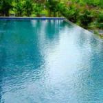 Proyek Kolam renang Nusa Dua