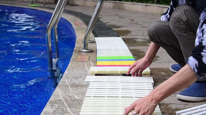 Cara Menentukan Ukuran Gutter Kolam Renang Overflow