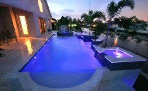 Tips Memasang Lampu LED Underwater Kolam Renang Agar Indah