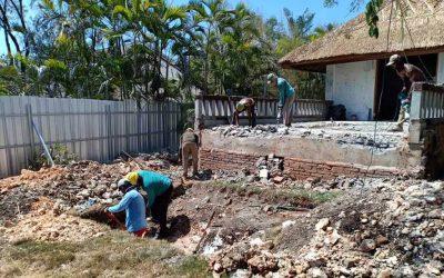 Renovasi Kolam Renang